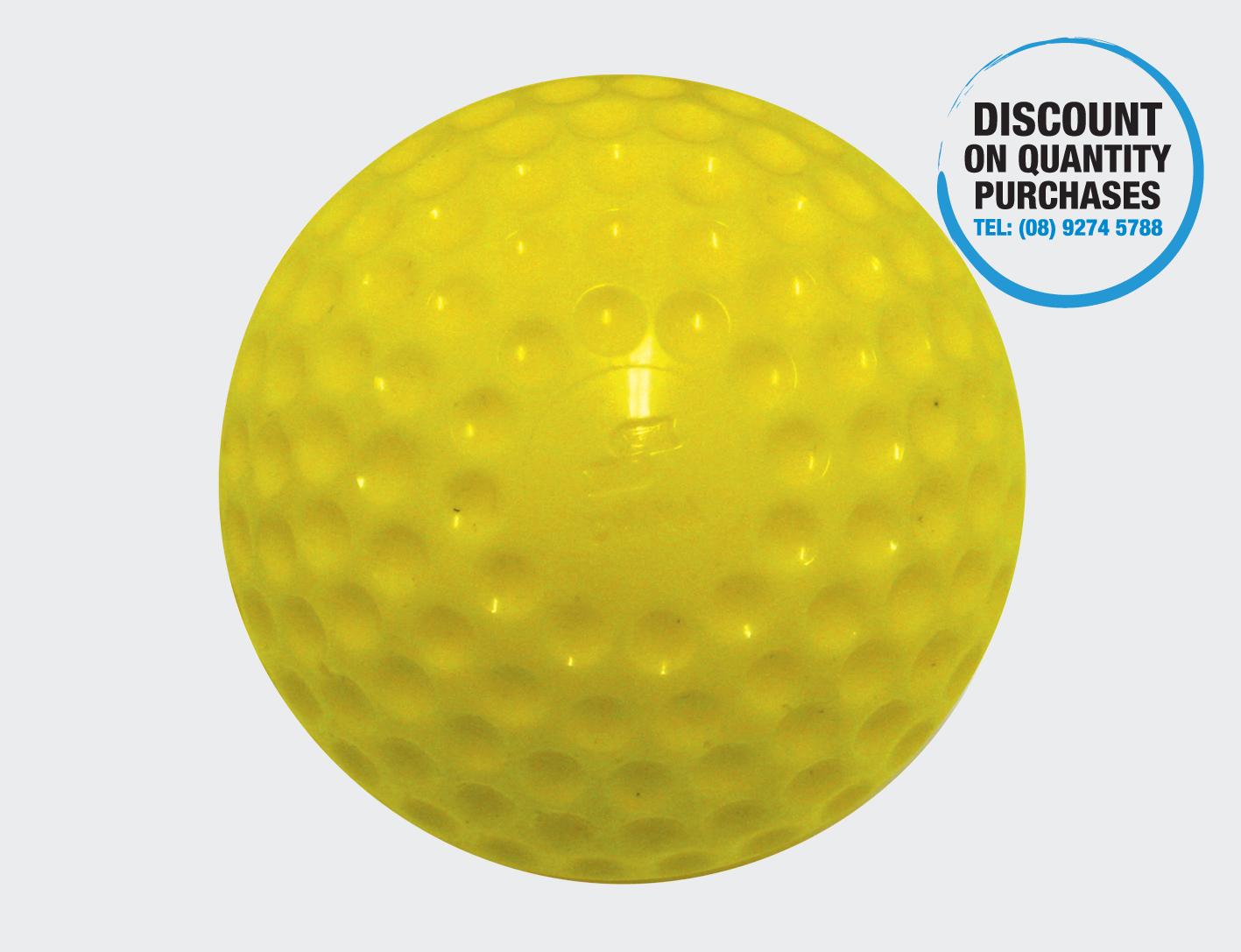 Bowling Machine Dimple Cricket Ball-0