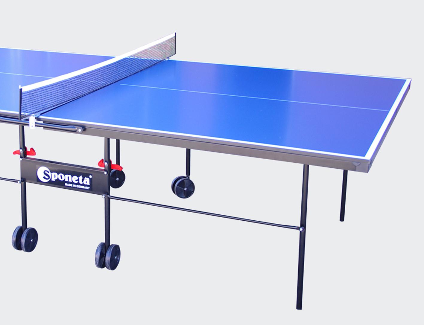 Spirit Roller Indoor 127 Tennis Table-0