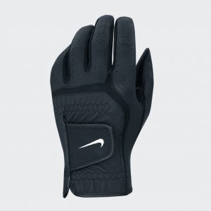 Dura Feel Golf Glove Black-0
