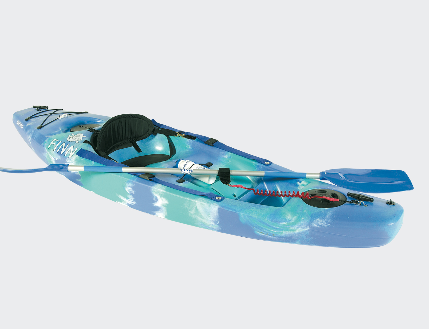 Gizmo Kayak with Paddle-0