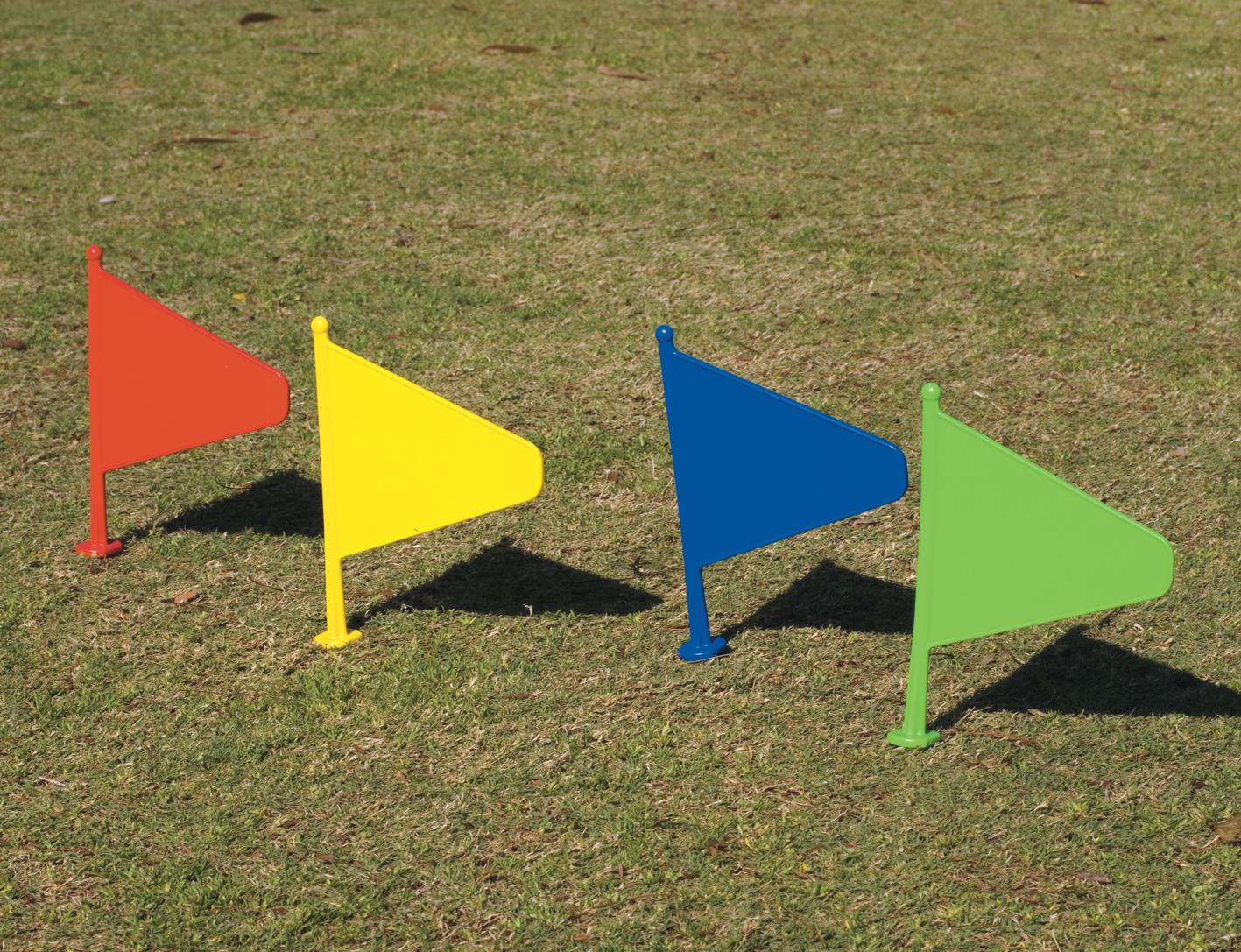 Plastic Marker Flags-0