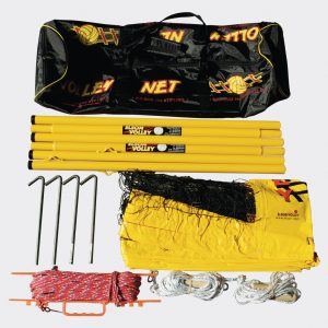 Elson Portable Volley Deluxe Kit -0