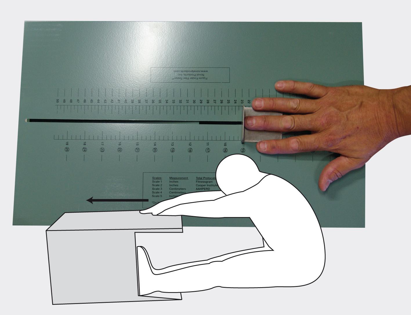 Trunk Flexibility Tester -0
