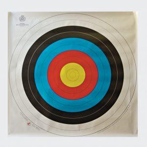 Archery Target Face 1200mm x 1200mm-0