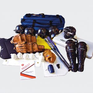 "Softball Complete Kit Junior 12"" Gloves (Deluxe)-0"