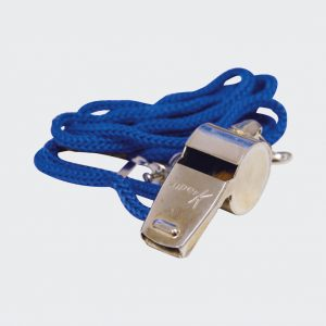 Metal Whistle with Lanyard-0