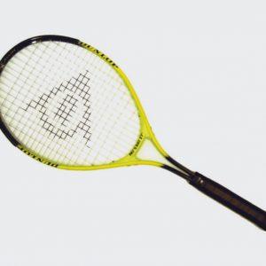 """Tennis Racquet Deluxe Aluminium 27""""-0"""
