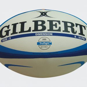 Dimension Rugby Union Ball (Size 5) Match Ball-0
