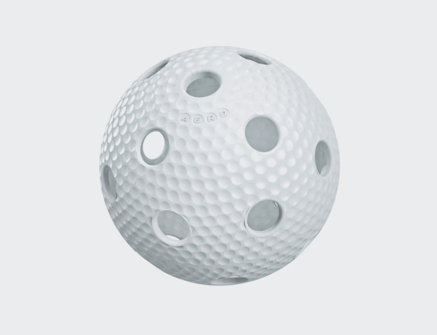 Floorball Match Ball -0