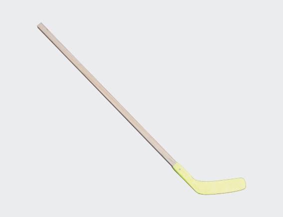 Street Hockey Stick Plastic (Senior)-0