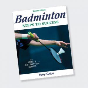 Badminton Steps to Success Book-0