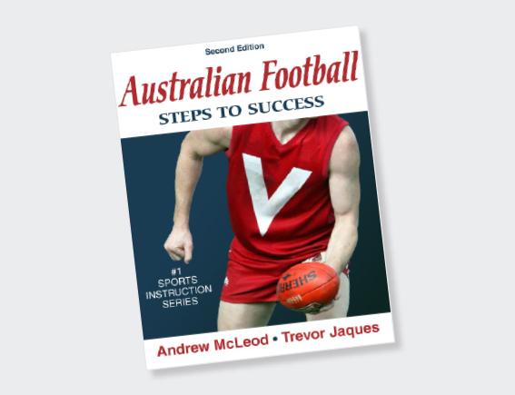 Australian Football Steps to Success Book-0