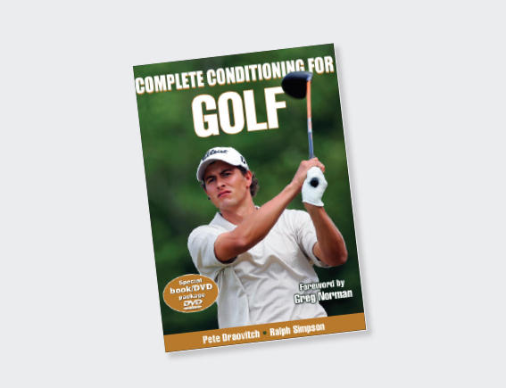 Complete Conditioning for Golf Book-0