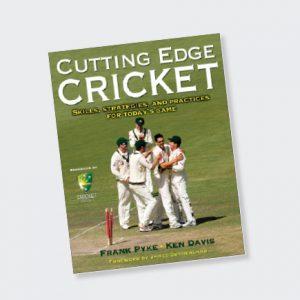 Cutting Edge Cricket Book-0