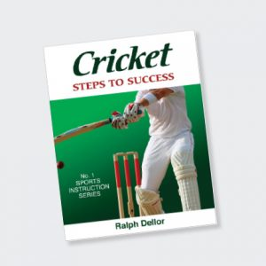 Cricket Steps to Success Book-0