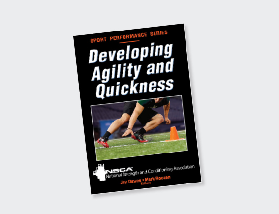 Developing Agility & Quickness Book-0