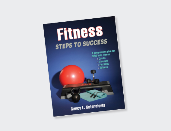 Fitness Training Steps to Success Book-0