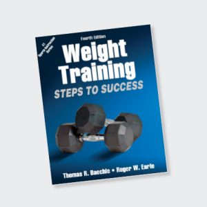 Weight Training Steps to Success Book-0