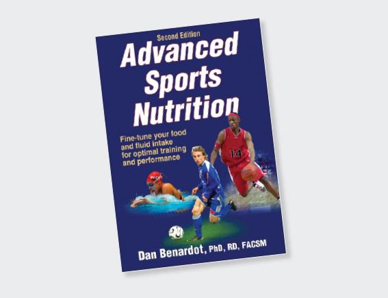 Advanced Sports Nutrition Book-0