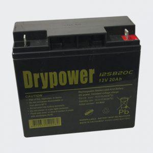 12 Volt Battery-0