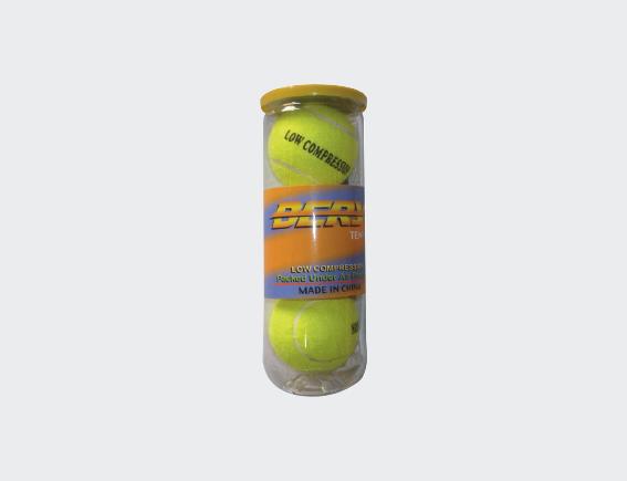 Low Compression Tennis Balls (Dozen) -0