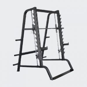 Deluxe Linear Bearing Smith Machine (Olympic)-0