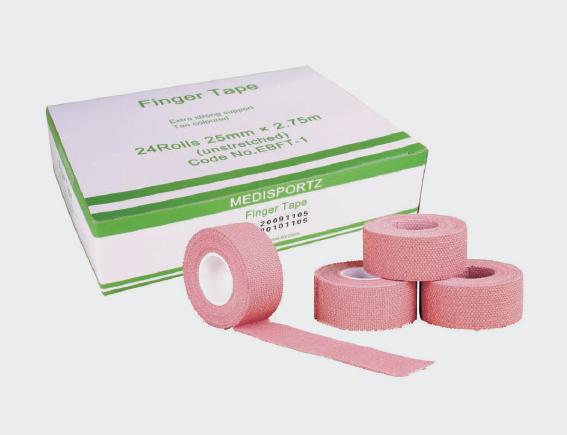 Medi Finger Tape 25mm x 2.75m (24 Rolls)-0