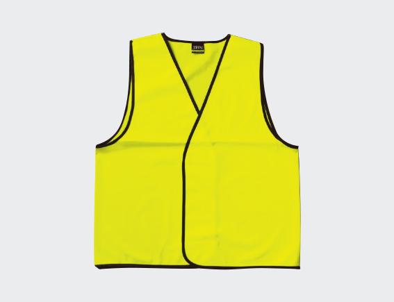 Fluro Vest (Yellow) -0