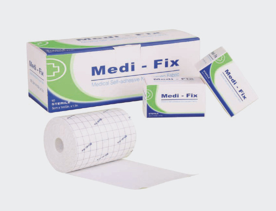 Medi Fix 50mm x 10m (Per Roll)-0