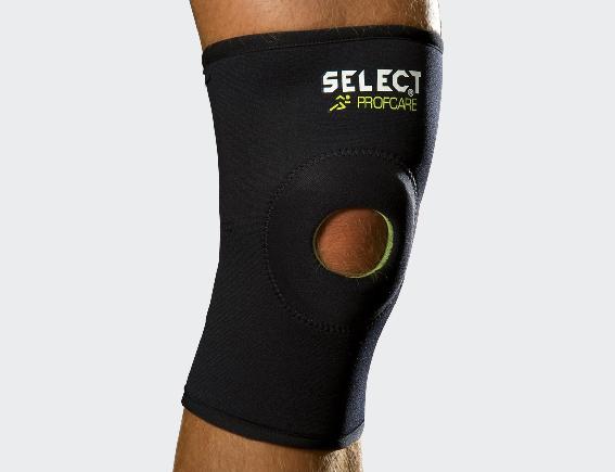 Neoprene Open Knee Support-0