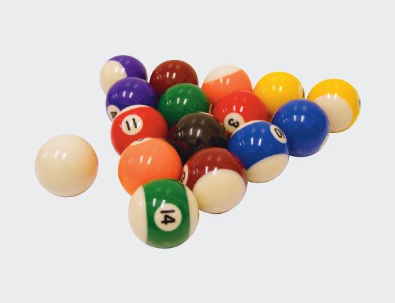 Pool & Snooker Balls-0