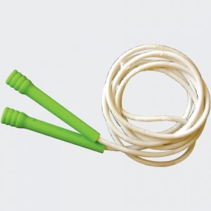 PVC Coloured Handle Skipping Ropes (All Sizes)-0