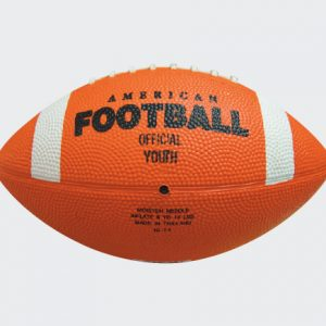 Rubber Gridiron Ball (Youth)-0